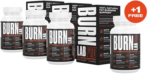 Burn Lab Pro fat burner cost